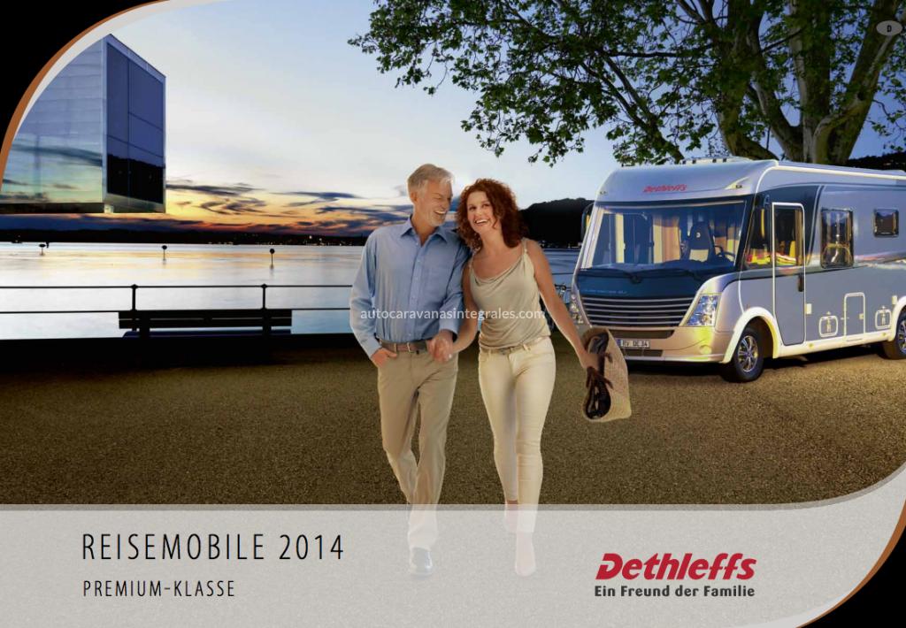 CATALOGO DETHLEFFS PREMIUM 2014