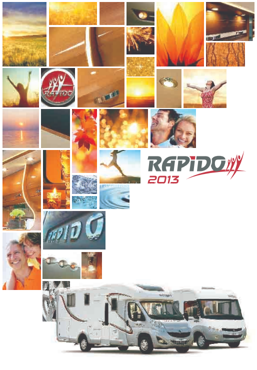 CATALOGO RAPIDO 2013